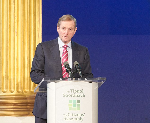 During the presidential campaign, Irish Taoiseach branded comments by Trump 'racist and dangerous', but now said he is happy to work with the President-elect