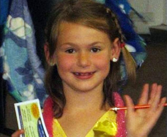 Veronica Moser, 6, was killed and her mother Ashley was shot three times