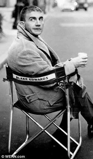 Pink Panther genius: Blake Edwards in the director's chair