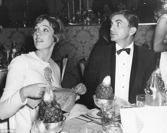Star coupling: Andrews and Edwards in 1966 - three years before they married