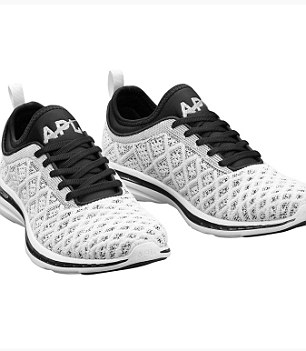 Oprah loves APL Tech Loom Phantom Sneakers , which sell for $165 to $185 per pair,and Majestic Filatures Soft Touch Tees , which retail for $135 each