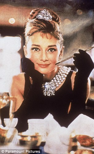 Iconic: Edwards directed Audrey Hepburn in the 1961 film classic Breakfast At Tiffany's and his wife in Victor Victoria in 1982