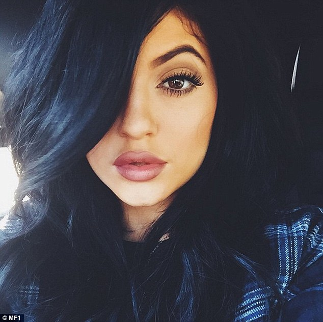 The truth is told:The looker was also in the news on Wednesday for a clip that ran for an Sunday's new episode of Keeping Up With The Kardashians.In it, she urges half-sister Kylie, 17, to tell the truth about her inflated lips
