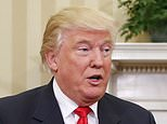 President-elect Donald Trump speaks during his meeting with President Barack Obama in the Oval Office of the White House in Washington, Thursday, Nov. 10, 2016. (AP Photo/Pablo Martinez Monsivais)