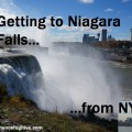 Getting to Niagara Falls from New York City