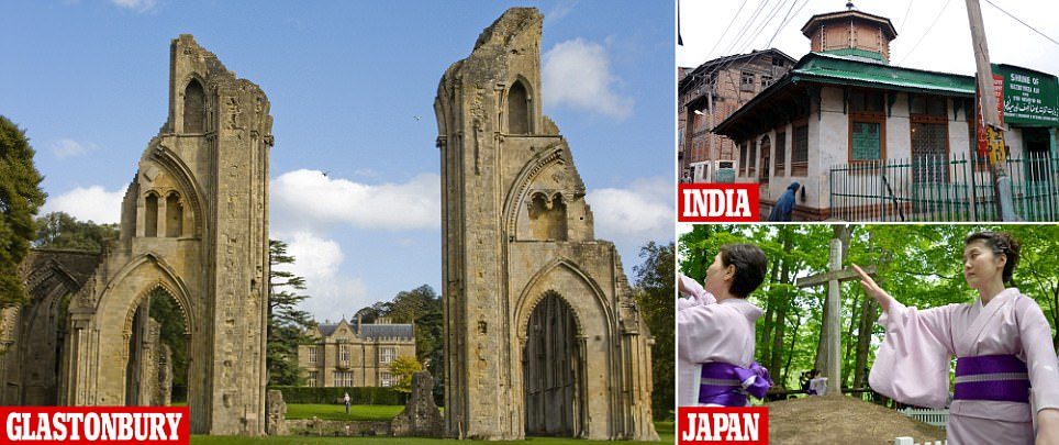 Why Japan, India and Glastonbury have all been considered as Jesus resting place