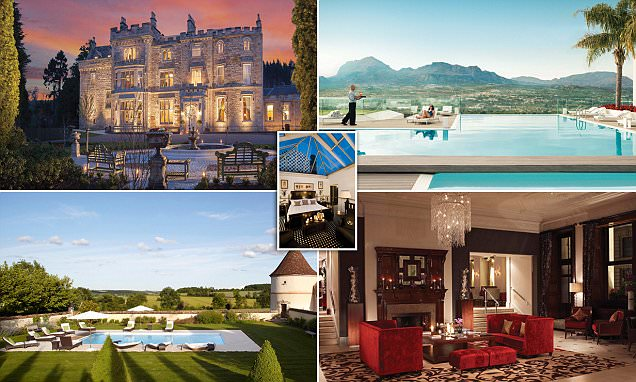 The best hotels in the UK and Europe revealed