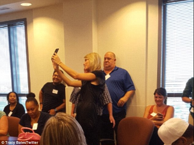 Taylor Swift (pictured) showed up for jury duty in Nashville, Tennessee in August