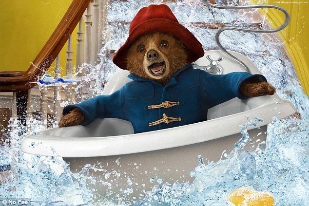 Filming for the new movie Paddington 2 began in London last week - and the budget will be a whopping ten times bigger than the original movie