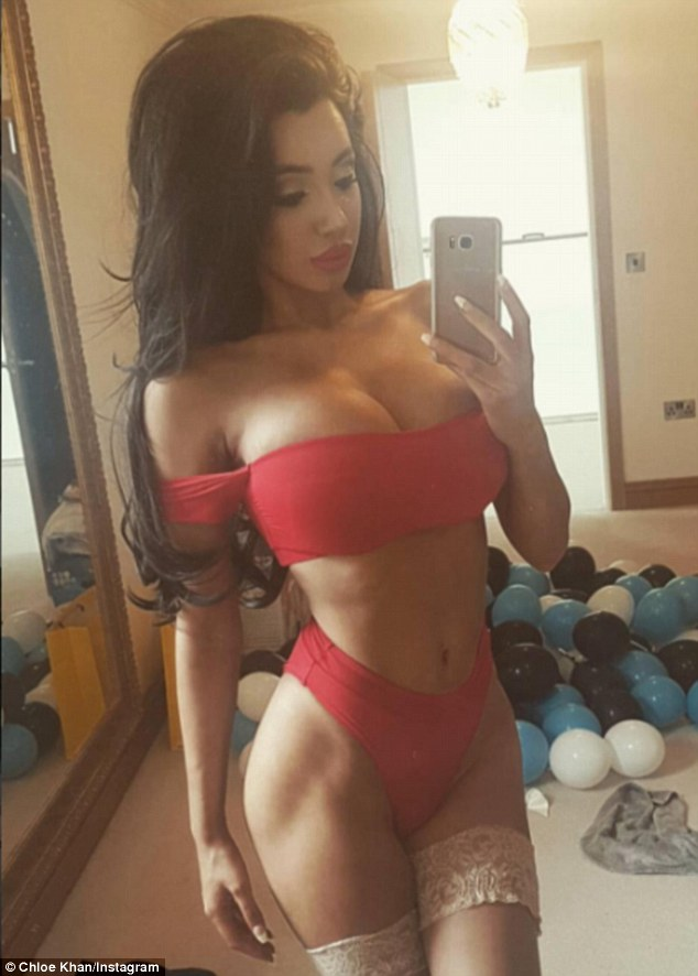 Lovely in lingerie: The beauty from Wakefield knows the more she reveals the more she makes but knows it won't last forever and launched her own webcam business