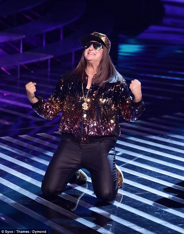Controversial: Enraged X Factor viewers claim Honey G should be removed from the competition after she revealed she was previously addicted to Class A drugs