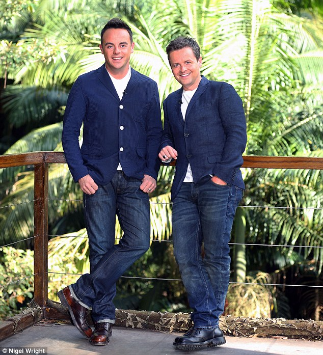 Racy: ITV bosses have reportedly built a secret sex cave for contestants on the forthcoming sixteenth series of I'm A Celebrity... Get Me Out Of Here!