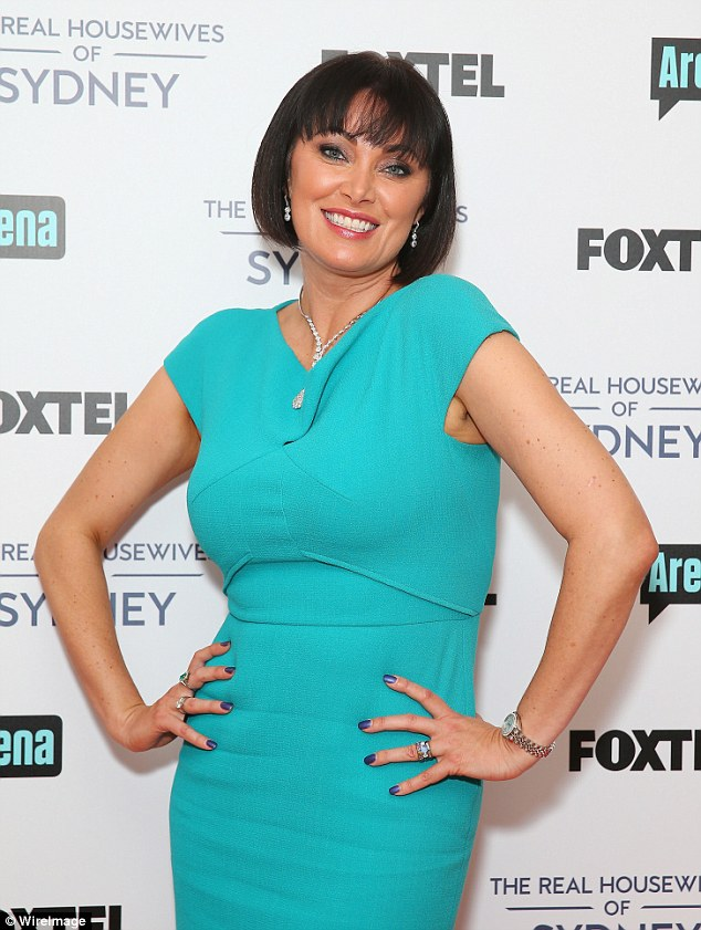'I found it!' Real Housewives of Sydney's Lisa Oldfield celebrates finding her missing $70,000 diamond bracelet she bought as a reward for being announced on the show, as she tells Daily Telegraph she found it after her co-star used her astral travel and spiritual talents to locate it