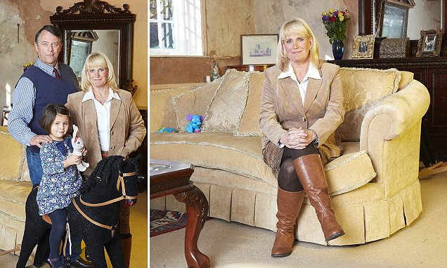 The Countess of Cardigan bravely reveals the trauma behind her VERY unlikely union