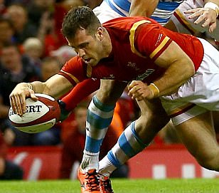 Wales 24-20 Argentina: Home side survive real scare by the Pumas to ease pressure on coach