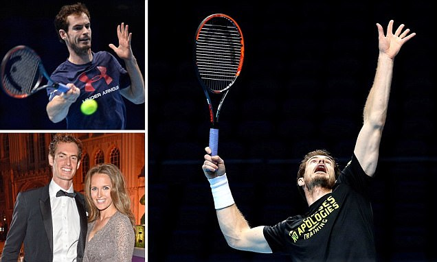 Andy Murray reveals the secret to his rise to world No 1... staying grounded and taking