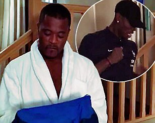 Patrice Evra serenades his France shirt alongside Paul Pogba to Marvin Gaye's classic