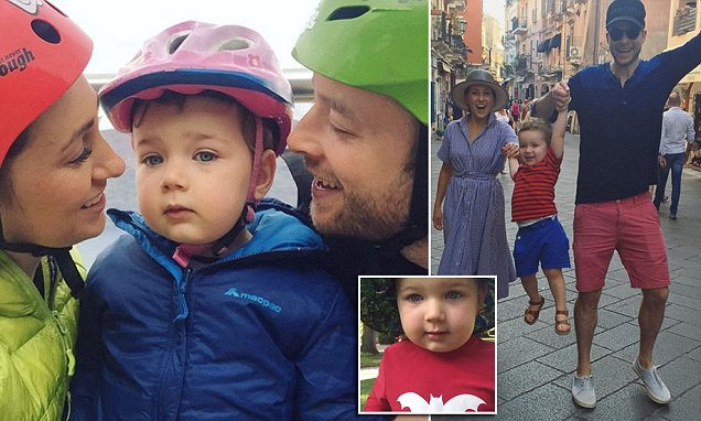 Hamish Blake and Zoe Foster-Blake criticised for sharenting photos of their son Sonny