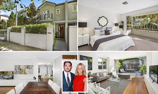Inside Pete Stefanovic and fiancée Sylvia Jeffreys $2.7 million Sydney home