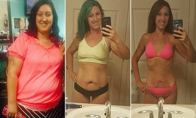 Woman shows off incredible transformation after divorce inspired weight-loss
