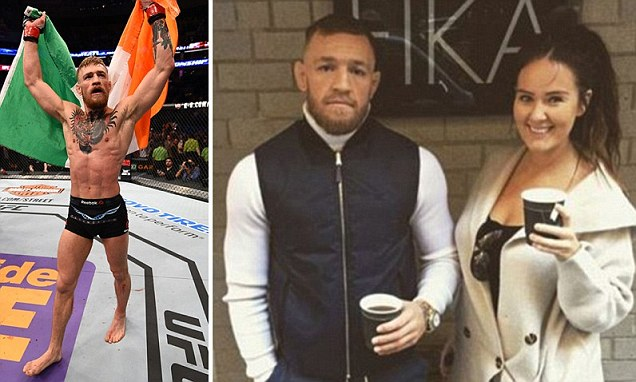 Conor McGregor to take a break from UFC as he announces his girlfriend is expecting their