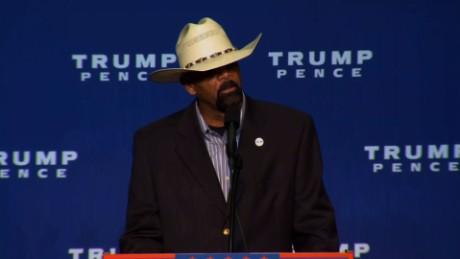 Sheriff David Clarke pitchfork torches America ctn_00000000