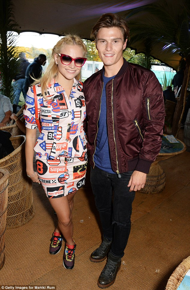 Obsession: Last year, Pixie said that people seemed to be 'obsessed' with her getting married