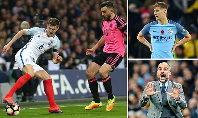 Pep Guardiola's indulgence may not be the right path for John Stones... I'm starting to