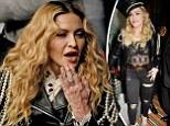 Madonna puff