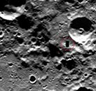 Is there a 'monolith' or 'entrance' on Mercury?