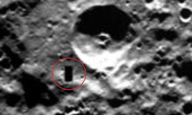 Alien hunters say they have found a 'monolith' on Mercury in latest bizarre claim