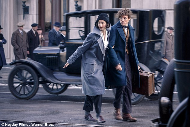 For five long years, Harry Potter fans have eagerly anticipated the latest spin-off to J. K. Rowling's blockbuster series, and it has been worth every second of the wait