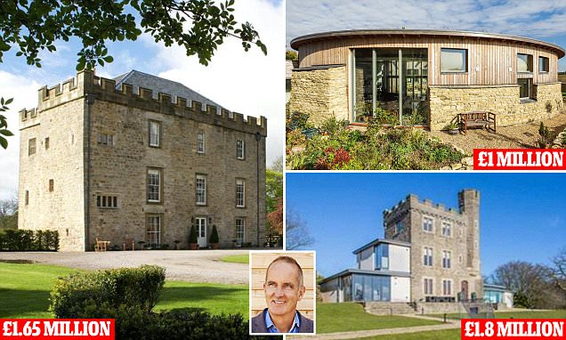 Grand Designs' homeowners make tidy profits from their TV-featured properties