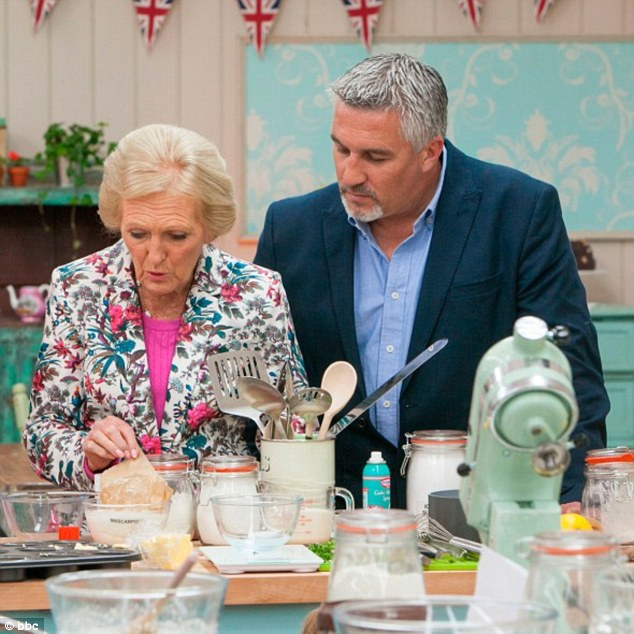 Legal battle? Meanwhile Bake-Off makers Love Productions are reportedly poised to launch a legal bid to air the programme next year instead of in 2018