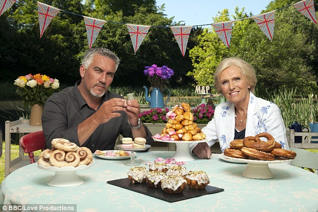 End of an era! The BBC lost the rights to Bake Off following seven series after programme-maker Love Productions struck a three-year deal with Channel 4 worth a reported £75million