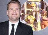 Mandatory Credit: Photo by Matt Baron/BEI/Shutterstock (7391458by)..James Corden..20th Annual Hollywood Film Awards, Arrivals, Los Angeles, USA - 06 Nov 2016..