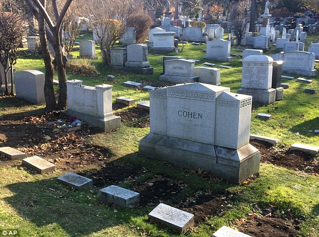 Cohen was buried in Montreal in a small ceremony on November 10 next to his mother and father, his son Adam said