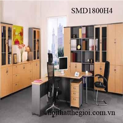 bàn văn phòng SMD1800H4