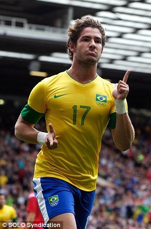 Up for grabs: Pato