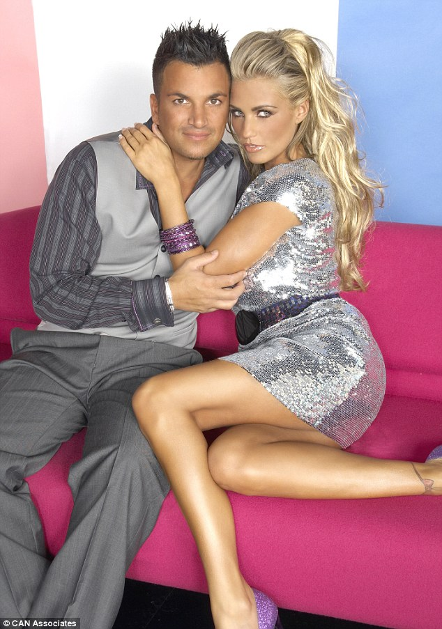 Oops! During her time on the show, Katie mistakenly referred to Kieran as her ex Peter Andre