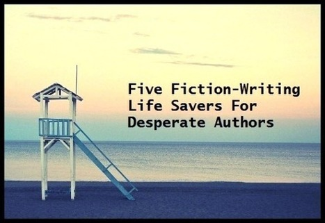 Don't Abandon Your Broken Book – Five Life Savers For Desperate Authors | The Funnily Enough | Scoop.it