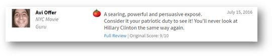 """A review of """"Hillary's America""""."""