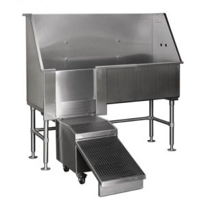 Stainless Steel Dog Wash