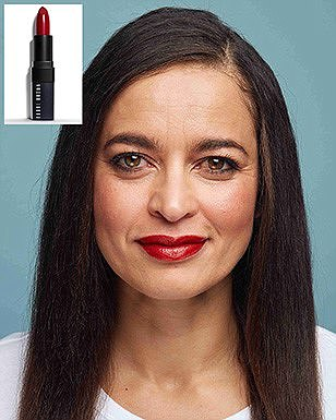 fml- femail lipstick comparison story - 5 ladies, all with the same five lipsticks on. Contact CLAIRECOLEMAN for lipstick/model names shot by john godwin