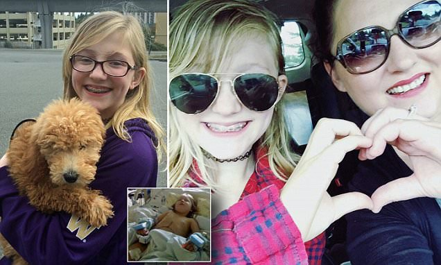 12-year-old creates bucket list of things to do before she goes blind in 2 YEARS