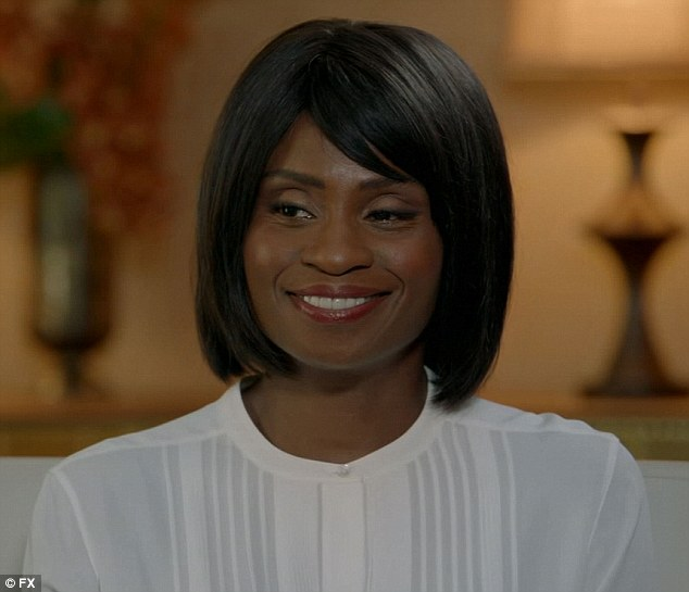 Special guest: Lee Harris, played by Adina Porter, was interviewed during a live special by Lana