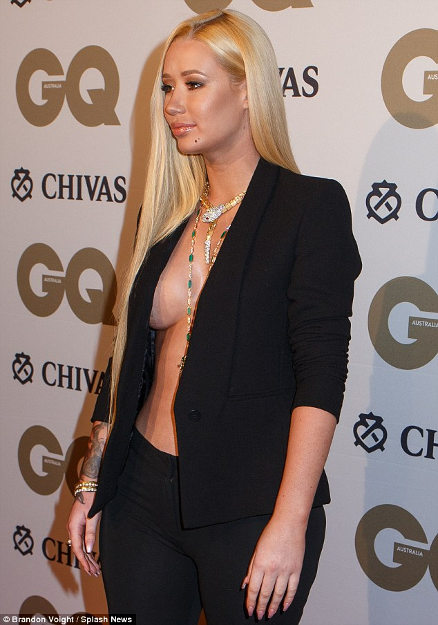 What went wrong? Iggy Azalea may have won 'Woman of the Year' at the GQ Awards, but 2016 hasn't been great for her so far