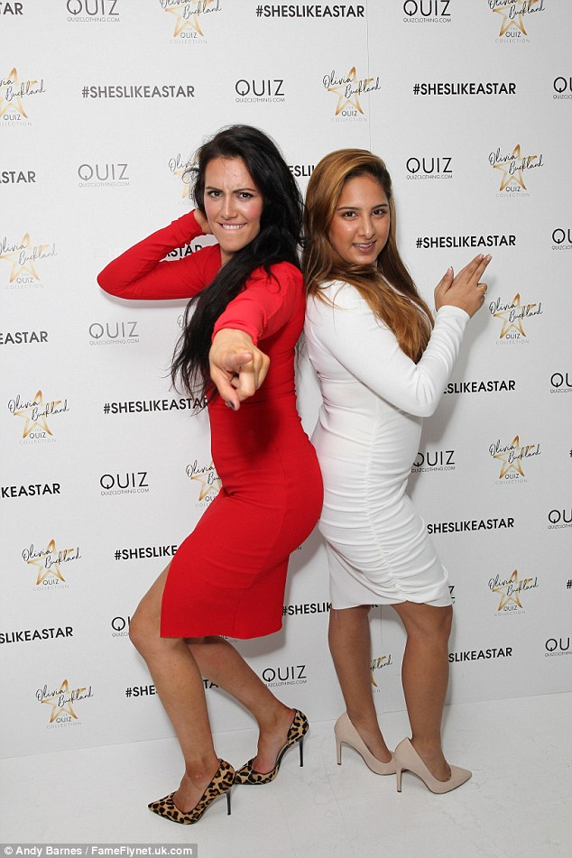 They're fired:Jessica Cunningham and Trishna Thakrar from the current season of The Apprentice were snapped having a blast