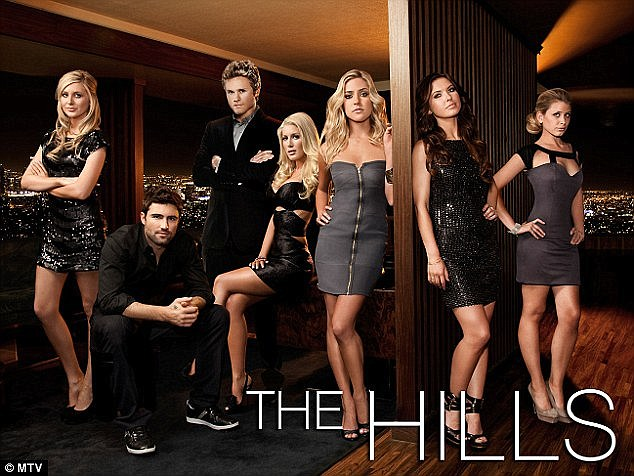 The team: Stephanie joined the show - which ran for four years from 2006 - after her elder brother Spencer , began dating starring cast member, Heidi Montag
