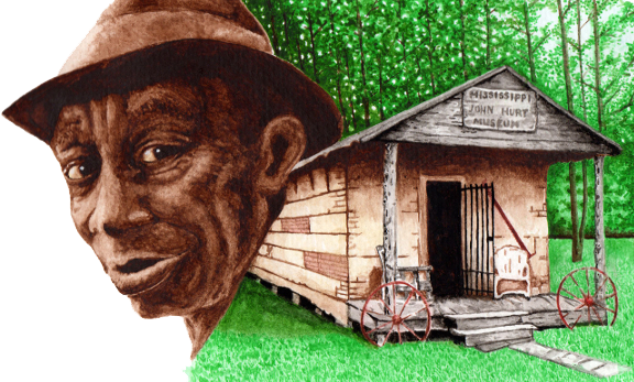 We are the Mississippi John Hurt Foundation